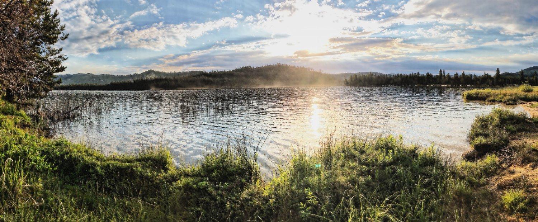 HOME - Warm Lake Lodge & Resort | Warm Lake, ID